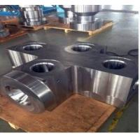 Wholesale ASTM A182-F22 F11 F51 F44 F53 F55  Forged Forging Steel Parallel Slide Valve Body bodies Blocks from china suppliers