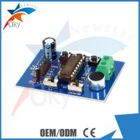 Wholesale module for Arduino ISD1820 Recording Module Voice Module , Telediphone Module Board With Microphones from china suppliers