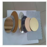 Wholesale Buy gold and silver cake board with different pattern from U&STAR from china suppliers