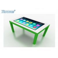 Quality Gaming/Advertising/Exhibition 42 inch LCD Capactive Interactive touch screen digital signage table for sale