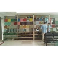 Wholesale PVB film or SGP film bulletproof safety laminated glass in banks, antique display cabinets from china suppliers