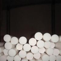 Buy cheap Synthetic Polymer, Made of Virgin Teflon Rod/PTFE Teflon Rod, with 14.0MPa Tensile Strength from wholesalers