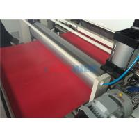 PVC Plastic Glazed Roofing Tile Making Machine , House Roof Sheet Forming Machine