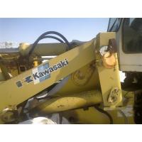 Wholesale Good condition hot sale front loader used wheel loader Kawasaki 85   for sale from china suppliers