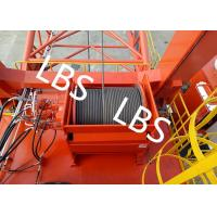 Wholesale General - Purpose Spooling Device Winch With Lebus Groove / Bridge / Overhead Crane from china suppliers