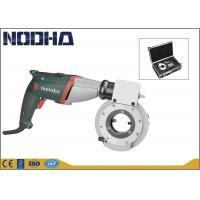 Wholesale Electric Motor Pneumatic Beveling Tools , Pipe Cutter Machine 13kgs from china suppliers