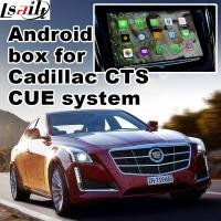 Wholesale Mirror link cast screen car navigation box interface for Cadillac CTS video from china suppliers