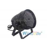 Buy cheap 60×3W RGBWA LED Par Light , Stage Led Mini Par Light Indoor Use Only from wholesalers