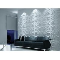 Colored Vinyl 3D Decorative Wall Panels