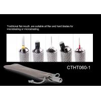 Buy cheap Multifunction SS Autoclave Universal Microblading Manual Holder  for PMU Or Tattoo WIth Bevel Blade from wholesalers