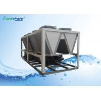 Quality High Efficiency Commercial Water Chiller with Air Cooling Mode Charged R134A Coolant for sale