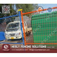 Buy cheap Temporary Portable Construction Fencing from wholesalers