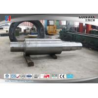 Quality Hot Rolled Axle Shaft Forging , Metallurgical Machinery Forging Roller for sale