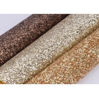 Wholesale Beautiful Design Chunky Glitter Sequin Fabric For Making Bag Shoe Clothing Wall Materials from china suppliers