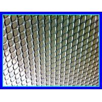 Wholesale Indoor / Outdoor Aluminum Expanded Metal Mesh Panels For Ceiling Decoration from china suppliers