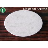 Wholesale White Crystalline Muscle Growth Steroids Clostebol Acetate For Bodybuilding 855-19-6 from china suppliers