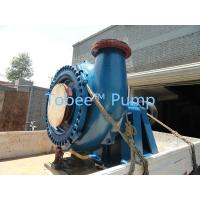 Wholesale sand dredger gravel slurry pump from china suppliers