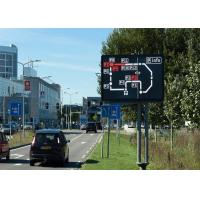 Wholesale Electronic Digital Message Centers Variable Traffic Signs 960mm X 960mm from china suppliers