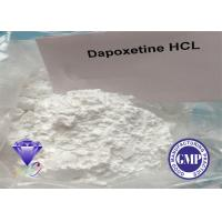 Wholesale High Purity Anabolic Androgen Steroids Dapoxetine Hydrochloride 129938-20-1 from china suppliers