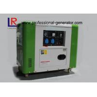 Wholesale 50Hz / 60Hz Air Cooling 4 Stroke 5.5kw Diesel Driven Generator Good Performance from china suppliers