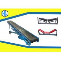 Wholesale Pneumatic Movable Telescopic Belt Conveyor For Truck Loading Unloading from china suppliers