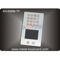 Wholesale High reliability Kiosk Digital Panel Mount Keyboard Stainless Steel water resistant from china suppliers