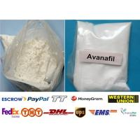 Wholesale Avanafil Drug Natural Male Hormones Supplements CAS 330784-47-9 from china suppliers