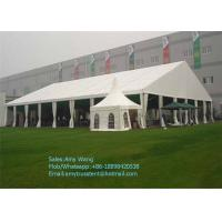 Wholesale Water Proof Outdoor Sport Tent , Aluminum Clear Span Tent  With PVC Fabric from china suppliers