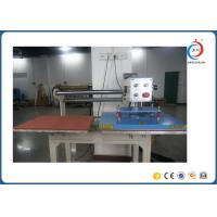 Wholesale Pneumatic Fully Automatic Heat Press Machine Sublimation dual working bench from china suppliers