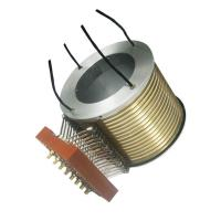 Wholesale 16 Circuits Separate High Speed Slip Ring 116mm Through For Bore Sub Assembly from china suppliers