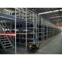 Wholesale Dismountable mezzanine flooring systems multi - storey mezzanine racking from china suppliers