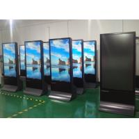 Wholesale Wled Backlight Vertical Digital Signage , Digital Kiosks Touch Screen from china suppliers
