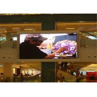 Wholesale P4 LED Indoor Advertising Screens , Large LED Display Screen Full Color from china suppliers