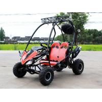 Wholesale Air cool Fully Auto with reverse CVT(F+N+R),125cc go kart buggy with disc brake from china suppliers
