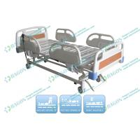 Wholesale Detachable ABS Plastic Mattress Electric Hospital Bed With Three Functions from china suppliers