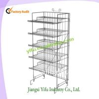 Wholesale 5-tier Floor Rack from china suppliers
