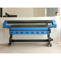 Wholesale Eco Friendly DX5 Eco Solvent Inkjet Printers With CMYK Color / Dye Sublimation Ink from china suppliers