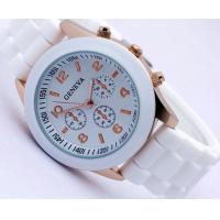 Quality Jelly Colorful Design Fashion Watch Silicone Material for Students for sale