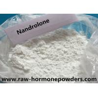 Wholesale High Purity Anabolic White Powder Nandrolone Steroid For Muscle Mass , MF C18H26O2 from china suppliers