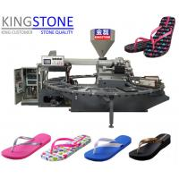 Dongguan Kingstone Shoe Making Machinery Plastic Sandals Making Machines