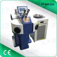 Wholesale 200 Watt Microjewelry Spot Welder Machine With Microscope Observing System from china suppliers