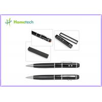 Wholesale Laser Usb Flash Drive Laser Pointer Ball Pen USB Promotional 1gb Usb Pen Drive from china suppliers