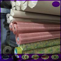 Wholesale 0.05mm Wire Diameter 180 Mesh Copper Mesh Fabric in stock made inchina from china suppliers