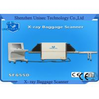 Wholesale High Resolution Airport Metro Hotal X-Ray Baggage Scanner SF6550 from china suppliers