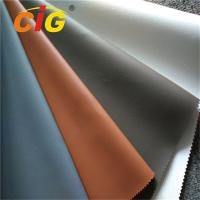 Wholesale Waterproof  PVC Synthetic Leather , Upholstery PVC Leather 0.6mm - 1.2mm Thickness from china suppliers