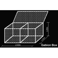 Buy cheap Heavy galvanized Gabion Boxes (21 years Manufacturer) ASTM standard from wholesalers