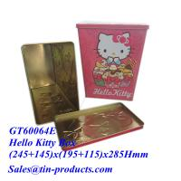 Wholesale Online Buy Wholesale Blank Tin Bucket from China, Blank food tin boxes wholesalers|Goldentinbox.com from china suppliers