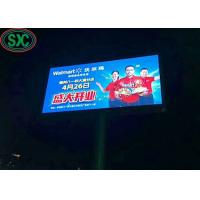 Buy cheap Full color  P6  outdoor SMD LED Screen Hire / RGB LED Display Board With Remote Controlling 3 years warranty from wholesalers