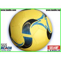 Wholesale 32 Panels Machine Stitched Standard PVC Leather Soccer Ball / Soccer Balls from china suppliers