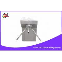 Wholesale Rfid Controlled Access Turnstiles , Security Entrance and Exit Turnstile from china suppliers